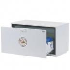 Underbench safety storage cabinet model VBF.60.110-S